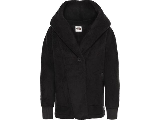 quality design 71736 b0a6a The North Face Campshire Wrap Fleece Jacke Damen tnf black